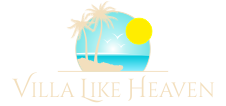 Villa Like Heaven Logo